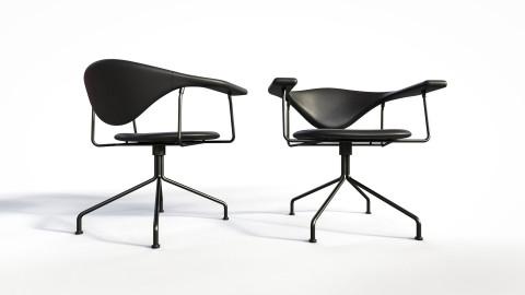 Masculo Swivel Chair