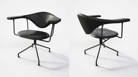 Masculo Swivel Chair
