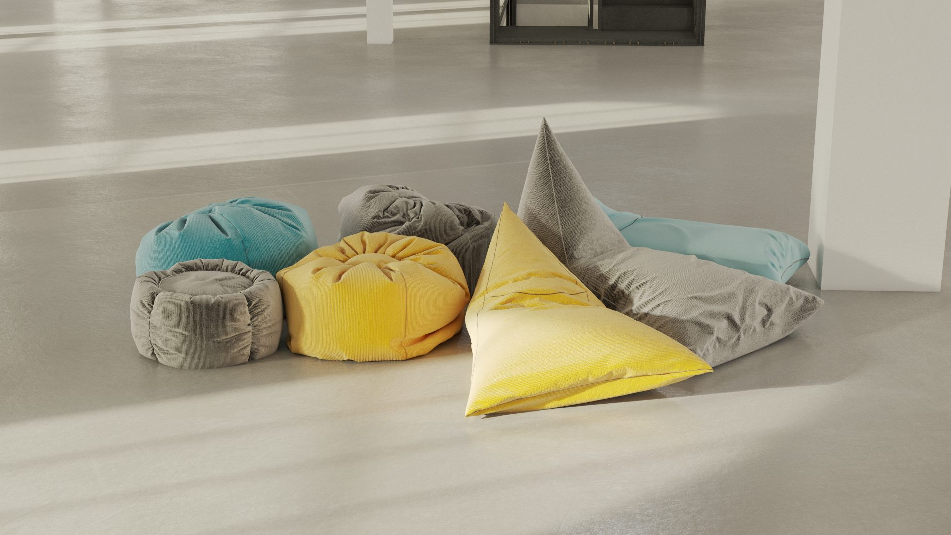 Admirable Bean Bags Flyingarchitecture Pabps2019 Chair Design Images Pabps2019Com
