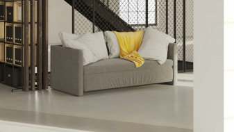 Casual Grey sofa
