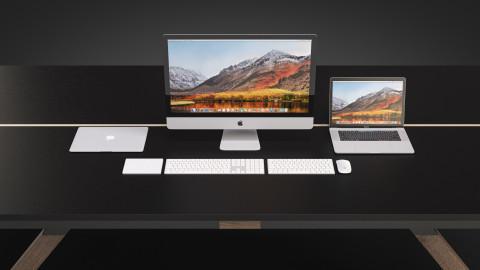 Set of Apple Accessories