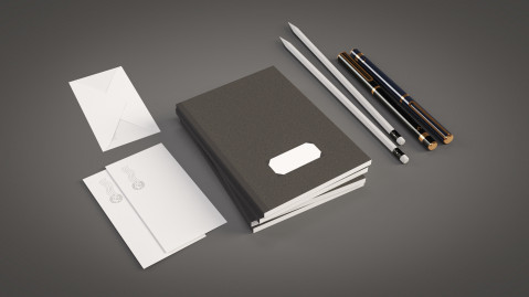 Anthracite Office Accessories