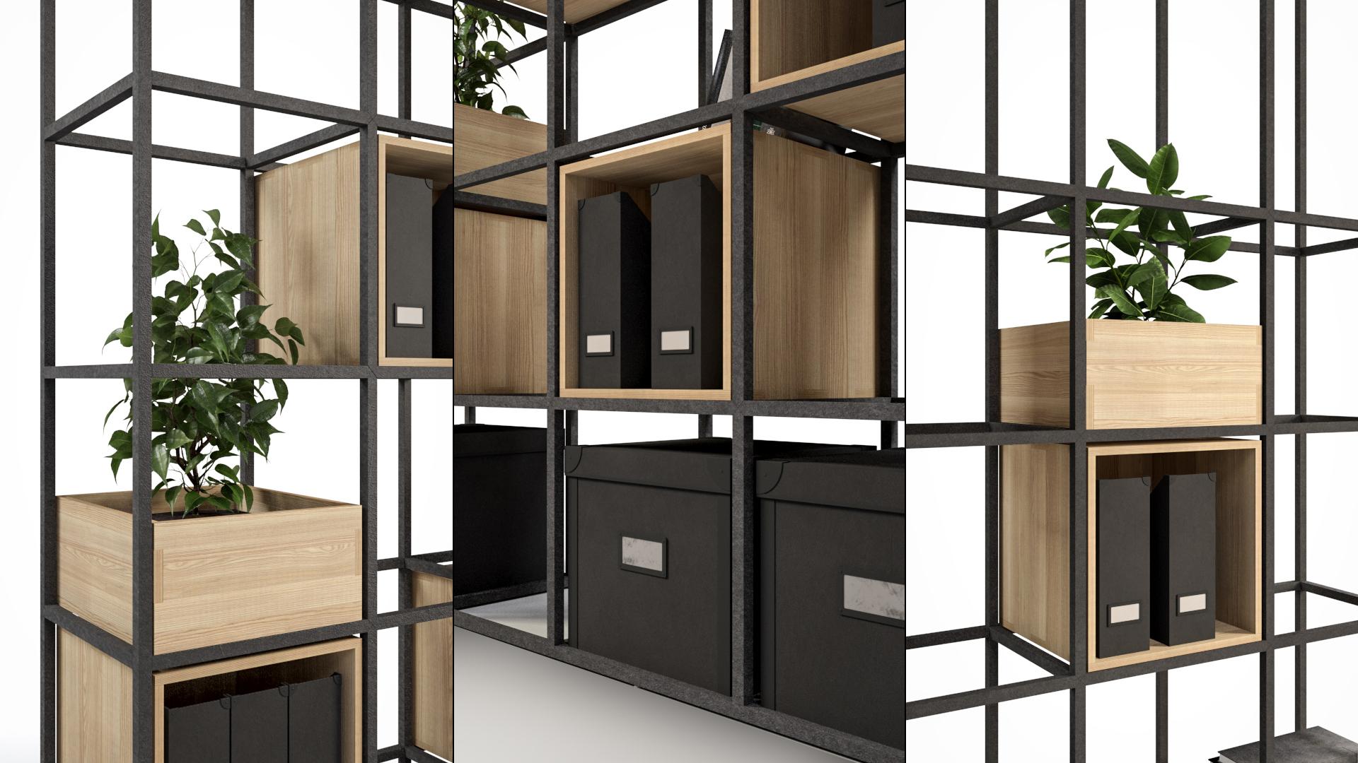 Office Shelf