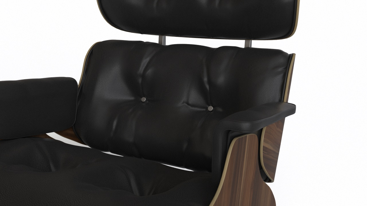 Eames lounge chair with ottoman flyingarchitecture - Lounge chair eames prix ...