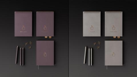 Tasty Apple Notebooks