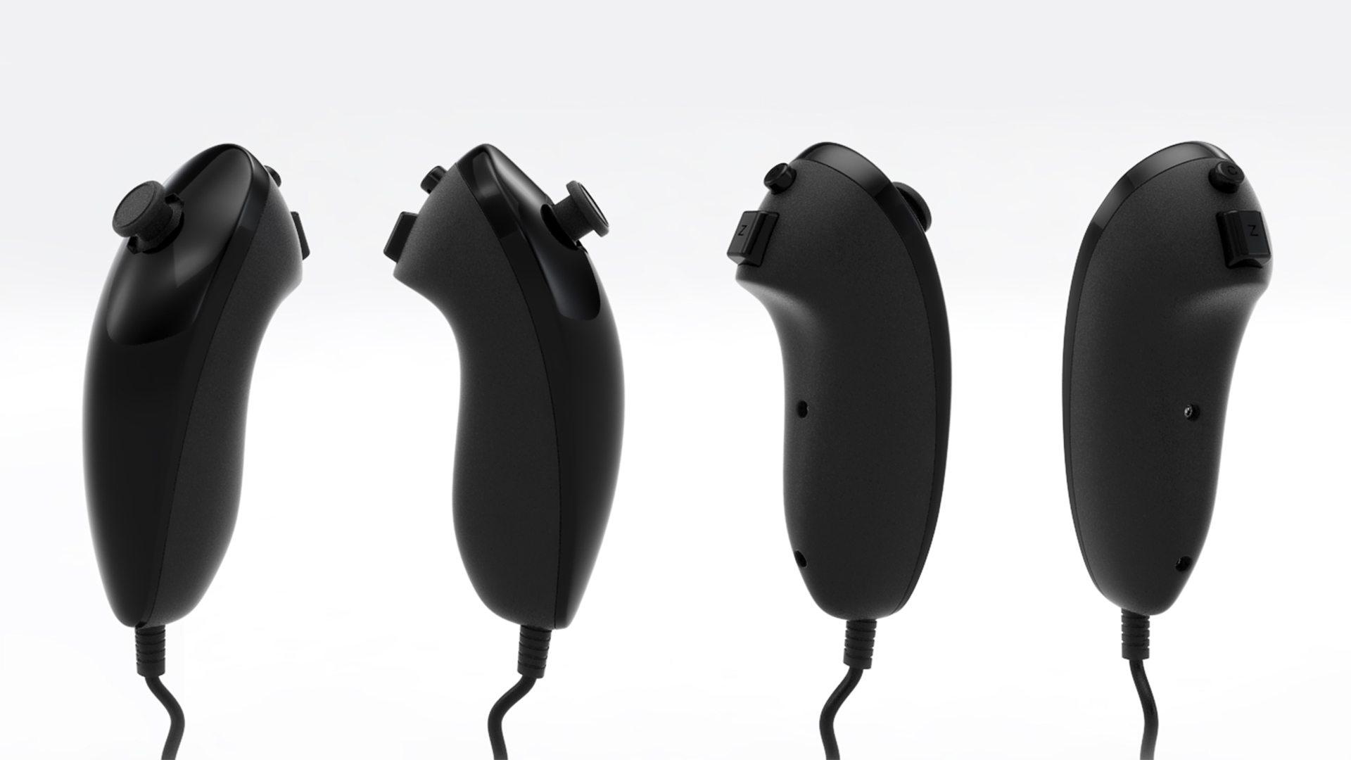 Wii Nunchuk Controller