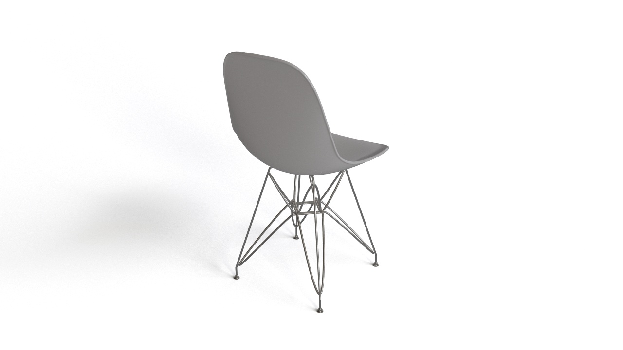 Eames Plastic Side Chair Dsr Flyingarchitecture
