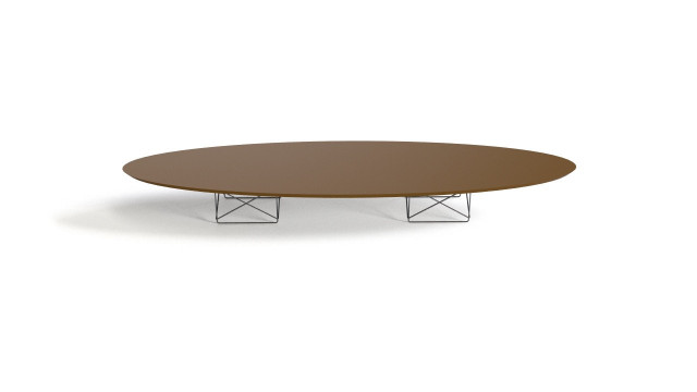 Eames - Elliptical table ETR - 1951