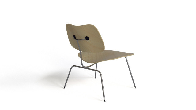 Eames - Plywood LCM - 1945