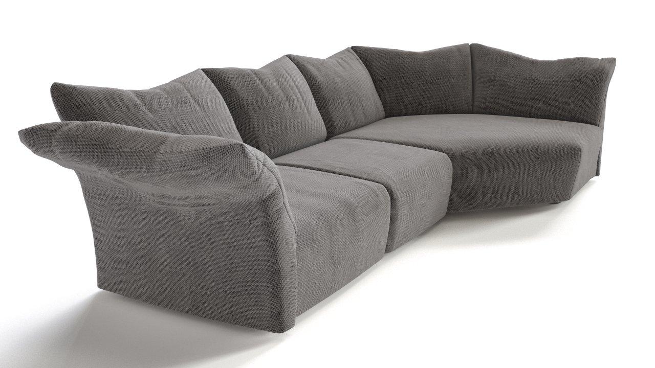 Edra sofa for Edra arredamenti