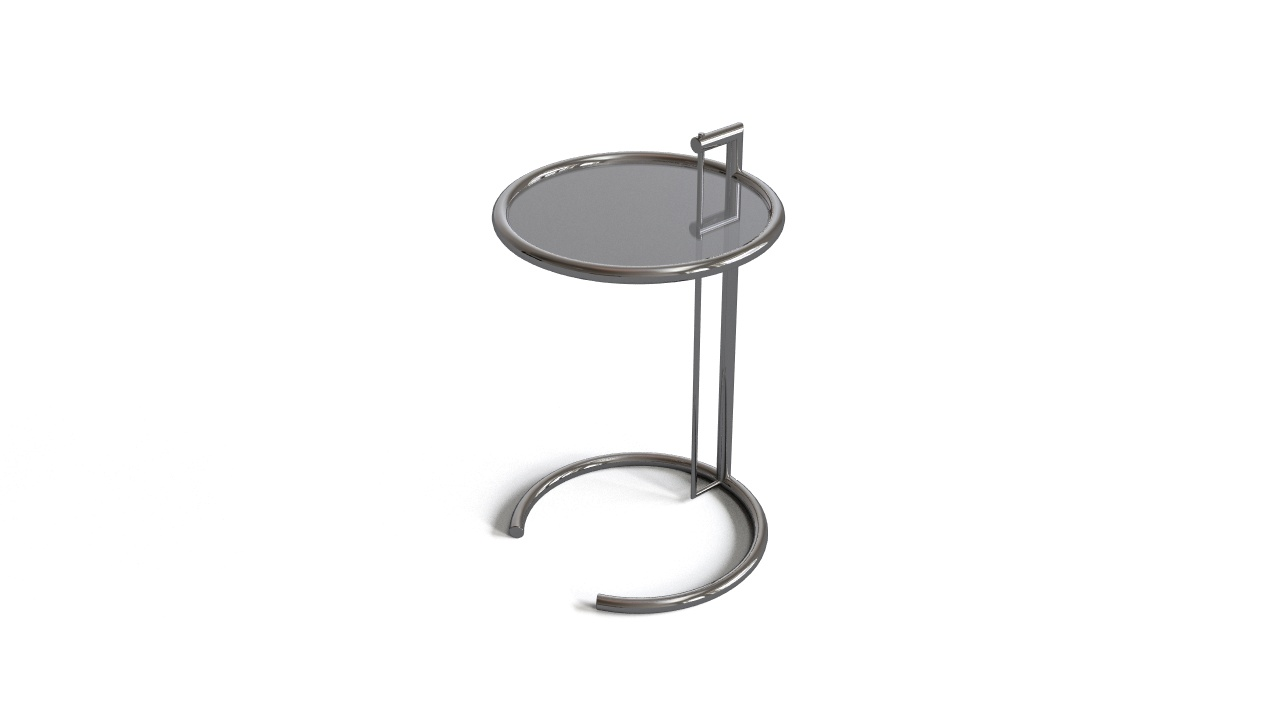 Eileen Gray Adjustable Table E1027 Flyingarchitecture