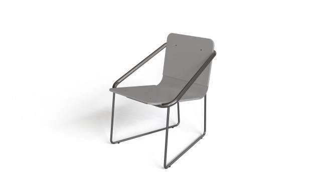 FET - cadira free 3D chair model