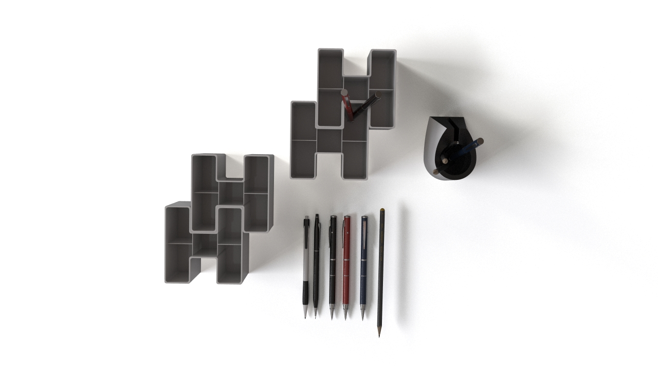 HAN - Pen Holders - Office accessories