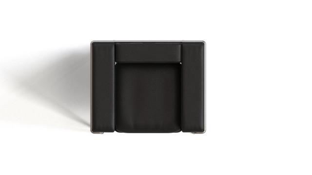 Le Corbusier's armchair