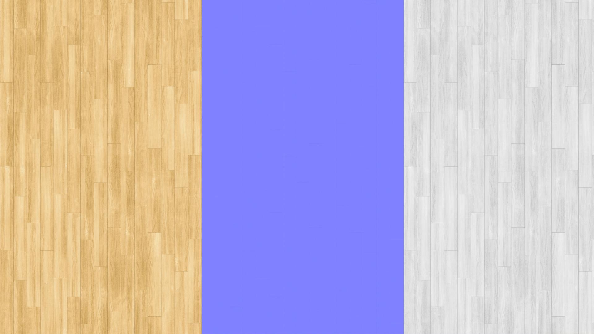 Planks robinia