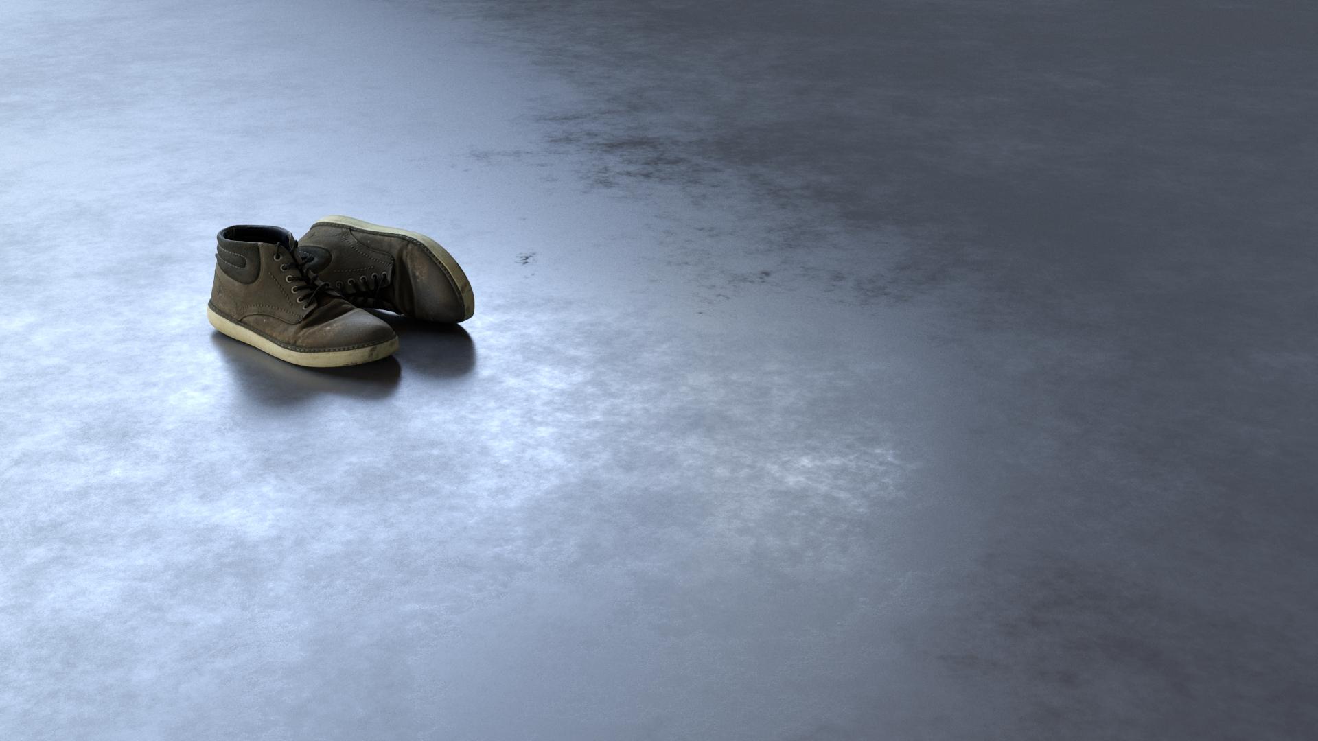 Epoxide concrete floor
