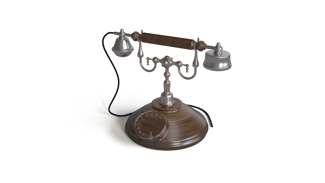 Historic telephone