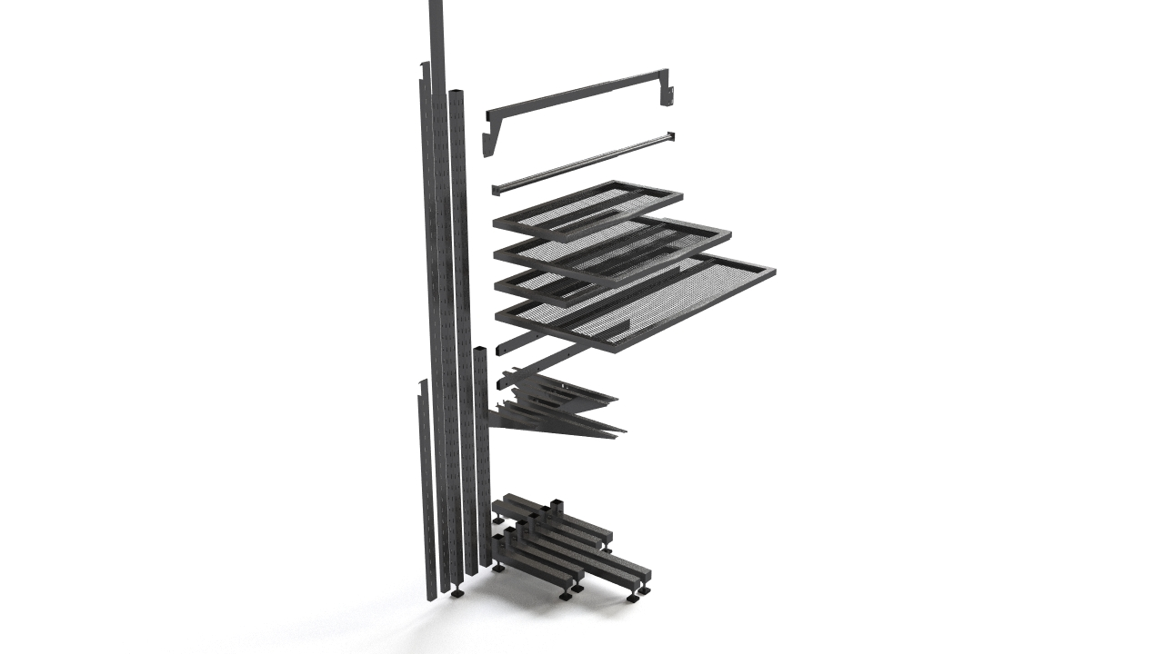 Ikea Broder Wall System Flyingarchitecture