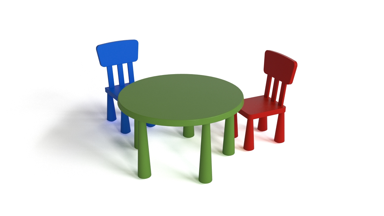 Ikea Mammut Table And Chair Flyingarchitecture