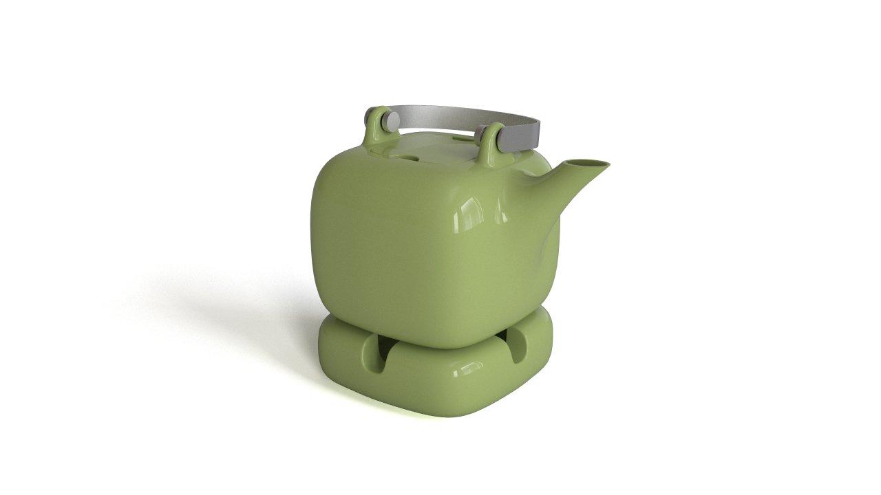 ASA teapot