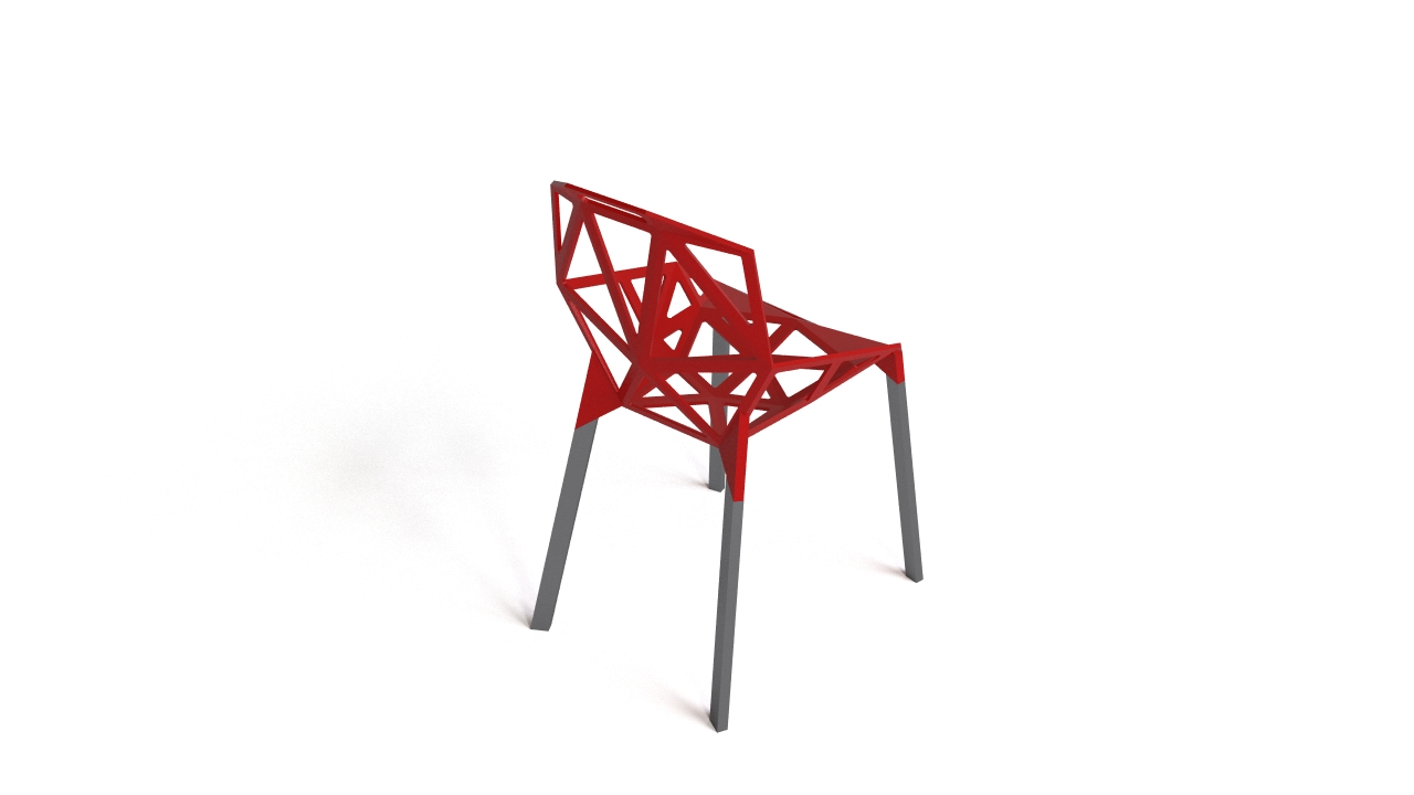 Konstantin Grcic - Chair One | FlyingArchitecture