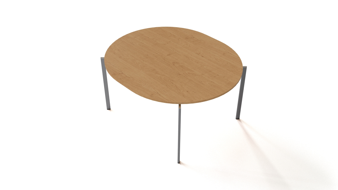 Lammhults campus table FlyingArchitecture