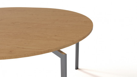 Lammhults campus table